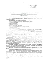 Приложение №15 к приказу от 10.01.2020 №9-2