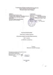 ЭУП Актуальные вопросы изучения обществознания 11Б
