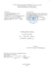 Рабочая программа Русский язык 2БВ