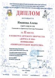 Достижения школьников